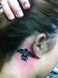 Native American Thunderbird | native american tattoo | Tumblr