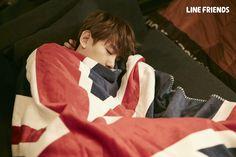 Sleeping Beauty, Byun Baekhyun. kakak. EXO next door, today. I can't wait