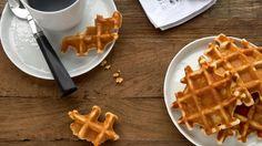 Wafeltjes voor bij de koffie | VTM Koken