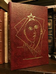 Mint The Easton Press, More Than Human by Theodore Sturgeon Leather Bound Sci-Fi