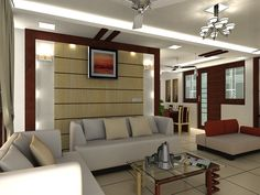 3D Interior Drawing Room Render Model. For more information visit us at truecadd.com