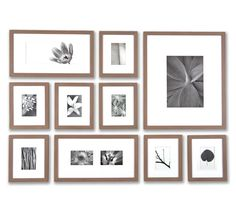[deluxe wall gallery frame set], gallery wall frame kit, wall frame set with template