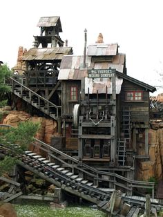 Big Thunder Mountain Railroad  - Paris | by Rick & Bart