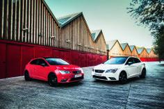 Portée par le succès de la série spéciale «B&W», #SEAT a lancé les versions exclusives sur #Leon SC et #Ibiza http://urlz.fr/cCR