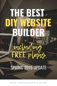 Best DIY website builder 2019 - all the pros and cons and prices you need Simple Website, Free Website, Website Ideas, Responsive Site, News Web Design, Building A Website, Alternative Energy, Business Website, How To Make Money