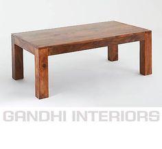 Couchtisch Oia Tisch Holz Massiv Palisander Sheesham Wohnzimmer Lounge Design In Mbel Wohnen