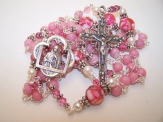 Unbreakable Rosary  FIRST COMMUNION ROSARYSacred by robertd5198, $350.00