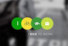 Wish i could say: I.Bike.To.Work