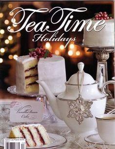 Tea With Friends: Nov/Dec 2008 Tea Time Magazine