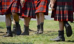 Combat boots and kilts @ the Glengarry Highland Games   Flickr - Photo Sharing!