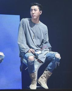 160924 Incheon Kpop Concert  #BAP #bestabsoluteperfect #babyz  #bangyongguk #yongguk  #himchan #daehyun  #jongup #zelo  #youngjae #kpop #leader  #cute #foreverwithbap #bang #rapper #gukkie #sexy  #matrix #carnival #thatsmyjam #feelsogood #LOE2016