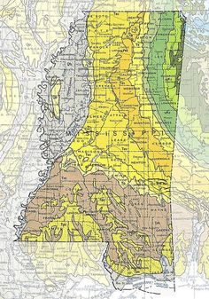 Geologic Map Of The United States Maps Rocks Other Cool Stuff - Map of the 50 united states