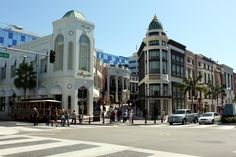 One of the most iconic places in South California, Beverly Hills