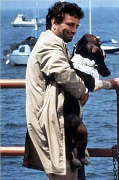 A Lieutenant's best friend: Columbo and Dog  | The columbophile