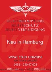 News aus der WTU Loge Hamburg - WTU Loge Hamburg - Wing Tsun Universe - we move people! Selbstverteidigung, Kampfkunst, Gesundheit in Hamburg