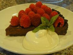 6-8-2012 We love recipes!! Try this raspberry truffle tart!