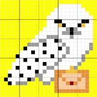 Hedwig - Stitch Fiddle