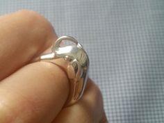 Elefant Ring in Premium Silver