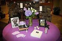 wedding sign in table - Google Search