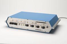 Kenbak-1 Discrete TTL Personal Computer (1971)