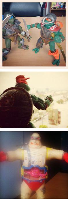 Teenage Mutant Ninja Turtles #Mashpics