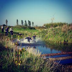 Sportief uitje met vrienden of collega's #obstacle run http://www.netl.nl/obstacle-training-center/