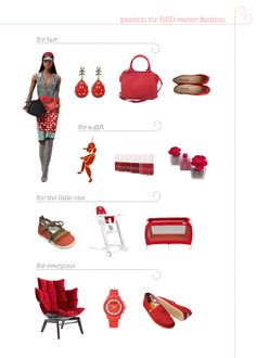 easter red fashion and passion!!!!
