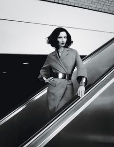 Das Boot -  Photography by Emma Summerton, styled by Edward Enninful; W Magazine September 2014