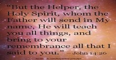 Power of the Holy Spirit   Home > Daily Devotionals > The Power of The Holy Spirit