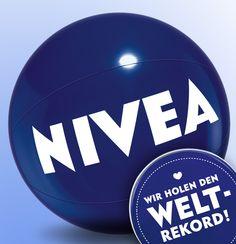 Wir holen den Weltrekord! #Wasserball #NIVEAWeltrekord