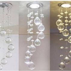 Brief Mini Crystal Ceiling Light Crystal Decorative Ceiling Lamp Bedroom Brushed Crystal Ceiling Lighting Lustre Warm White Crystal Ceiling Light, Ceiling Chandelier, Ceiling Decor, Led Ceiling Lights, Room Lights, Motorcycle Lights, Luxury Lighting, Bedroom Lamps, Pendant Lamp