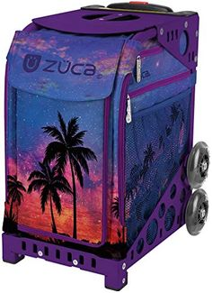 Looking for ZUCA Island Life Sport Insert Bag Frame ? Check out our picks for the ZUCA Island Life Sport Insert Bag Frame from the popular stores - all in one. Rolling Bag, Rolling Backpack, Ice Skating, Figure Skating, Bag Skate, Zuca Bag, Disc Golf Bag, Kids Skis, Another Day In Paradise