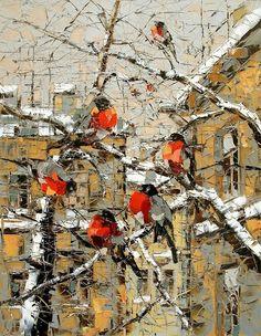Художник Дмитрий Кустанович  #painting  #живопись  - Яна Борисова - Google+