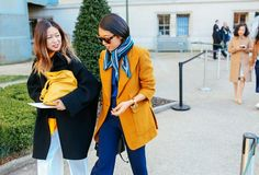 Street Style: Paris Fashion Week Fall 2015, Part 2 - Vogue
