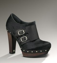 UGG® Illana Ankle Bootie for Women | High Heel Ankle Bootie at UGGAustralia.com
