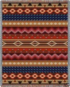 Navajo Indian Pattern