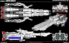Macross SDF-1 Flight Mode by ~cosedimarco on deviantART