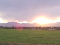 Near Ft. Collins