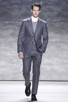Todd Snyder Menswear Fall Winter 2015 New York - NOWFASHION
