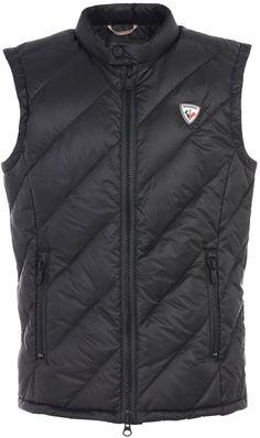 Rossignol Down jackets Mens Down Jacket, Men's Jacket, Prestige Clothing, Men's Fashion, Fashion Design, Round Collar, Canada Goose Jackets, Vests, Winter Jackets