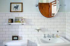 Une petite salle de bain qui sort de l'ordinaire (pour petits et moyens budgets) – Cocon de décoration: le blog