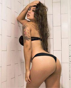 Shower lesbian xxx masturbates