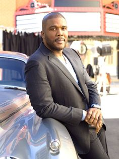 Tyler Perry. I like his acting