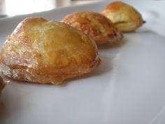 petits feuilletés au foie gras