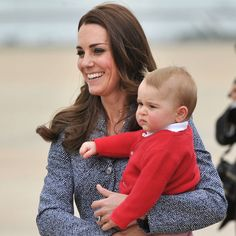Exclusive! Prince George Couldn't Be Cuter During His Park Day With Kate