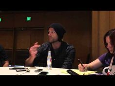 Interview With Supernatural's Jared Padalecki - Comic Con 2015 - YouTube