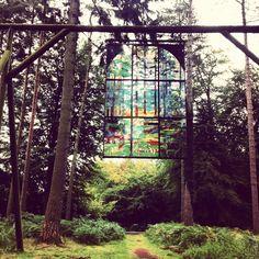 Forest of Dean - Sculpture Walk. Sculpture 15.