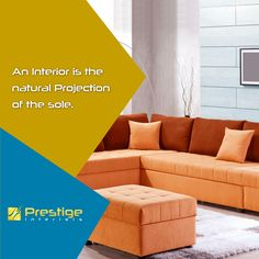 An Interior is the natural Projection of the sole. #Prestige Interiors Hyderabad http://www.prestigeinteriors.in/