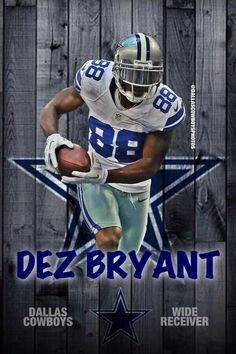 Dez Bryant best wide receiver in my opinion Dez Bryant Dallas Cowboys, Dallas Cowboys Decor, Dallas Cowboys Football, Dallas Texas, Nfl Football Players, Nfl Playoffs, Best Football Team, Nba, Cowboys 88
