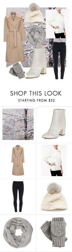 """""""Winters chill"""" by bubbab ❤ liked on Polyvore featuring New Look, Karen Scott, Paige Denim, SIJJL, John Lewis and Isotoner"""